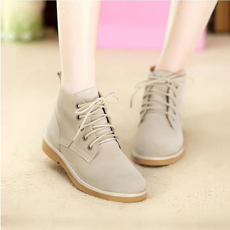 女装小皮鞋土波鞋搭配阔腿裤穿的裙子冬天百搭大衣秋冬款OL女鞋子