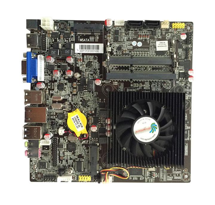 标硕迷你超薄ITX-ULT11A INTEL H81支持 I3 I5 I7芯片 工业主板