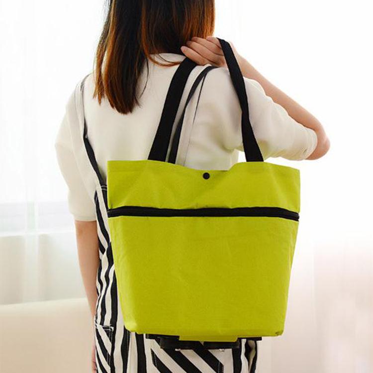 拖轮购物袋开业活动赠送客户会销商务定制logo母亲节礼物公司企业