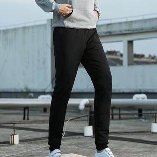 可可推荐加厚羽绒哈伦裤男外穿双面加厚白鸭绒高腰运动羽绒哈伦裤
