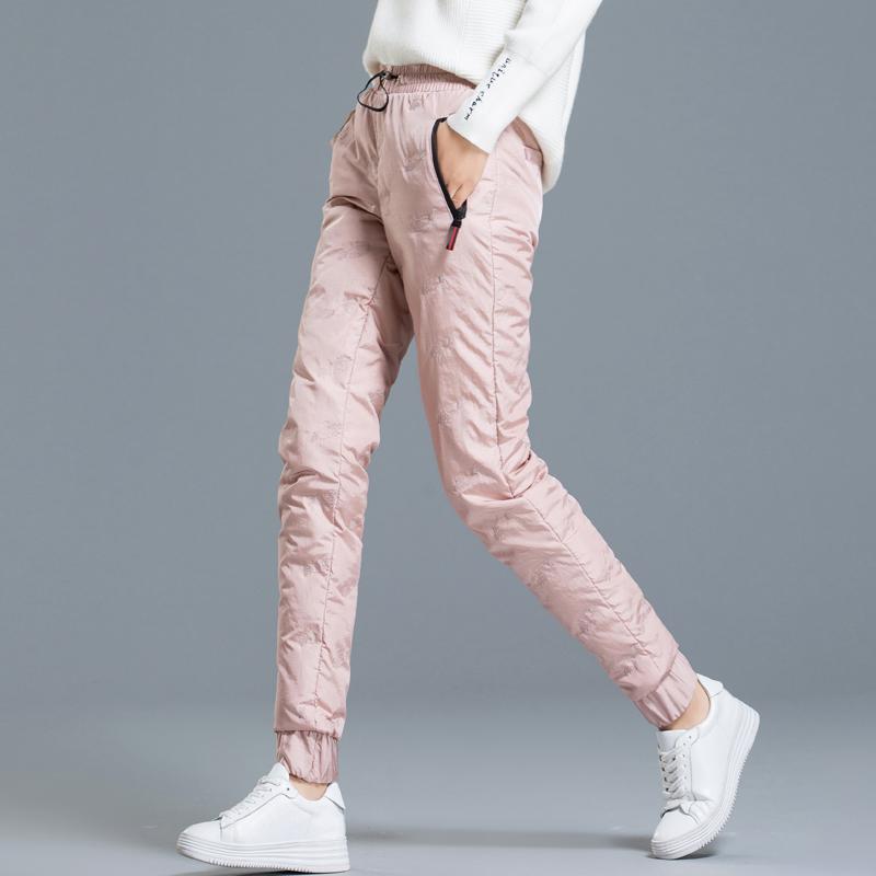 棉裤女冬外穿 时尚款