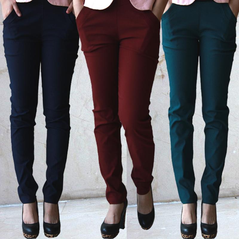 Размер жира мм и жира брюки весны 2015 Весна плюс размер женщин леггинсы 200 кг высокой талией длинные брюки