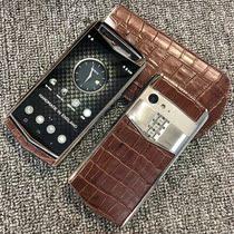 威圖VERTU手機ASTERP巴洛克簽名版雙卡三網通奢華星座4賓利手機