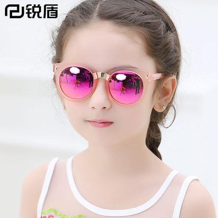 锐盾 偏光儿童太阳镜防紫外线