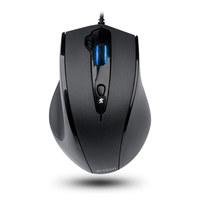 双飞燕有线鼠标办公家用游戏鼠标笔记本台式机电脑USB静音有限鼠标男女通用光电鼠标大鼠标N-810FX