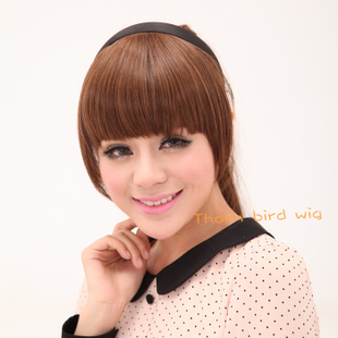 The Thorn Birds wig hair bands Qi Liu fake wig hair to stay Sea sheet with temples Liu Qi Liu Ping