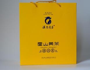 袋装192g新茶特一级霍山黄茶高山茶叶琥珀黄礼盒2018汉唐清茗