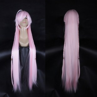 COSPLAY wig shop VOCALOID3 Library IA cabbage pale pink hair styling