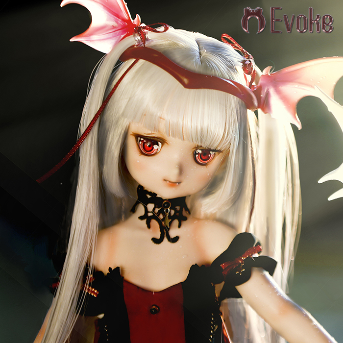 【Everoke Doll】深淵Abyss 1/4 40 Mシリカゲル人形のパドルゼリーはBJD、DDと同じです。