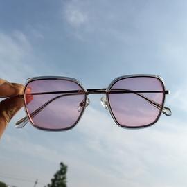 索菲雅变色近视眼镜架配镜片女太阳镜防抗蓝光紫外线网红款眼镜框图片
