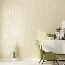 简约现代素色墙纸客厅卧室温馨背景墙细竖条纹纯色壁纸无纺布