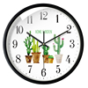 Modern minimalist clocks and watches Northern Europe bedroom Wall clock a living room originality Mute Pocket Watch household Art Clock Quartz