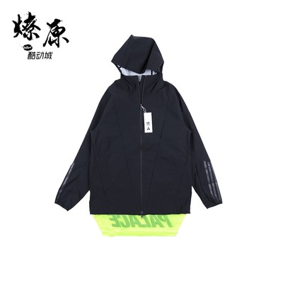 燎原 Palace x adidas Originals Jacket 17FW 联名夹克 CZ2295