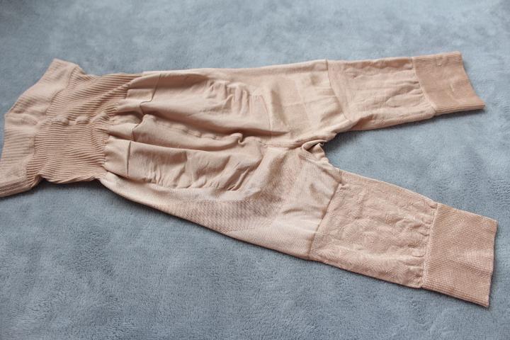 店主主推款-肤色高腰提臀收腹安全裤女款美体束身裤 分段压力