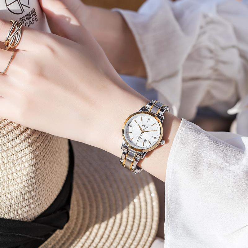 正品ins风女学生韩版简约气质手表