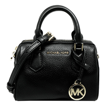 Michael kors autumn and winter new MK women's bag fashion small Boston pillow bag Single Shoulder Messenger carrying