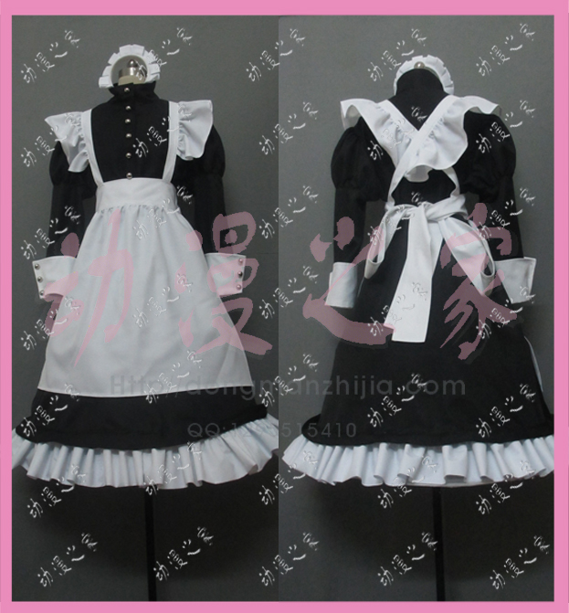 Cosplay costume new product of Robert in black reef