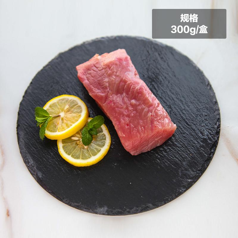 ~天貓超市~膳博士冰鮮太湖黑後腿肉300g 黑豬肉 16:00截單
