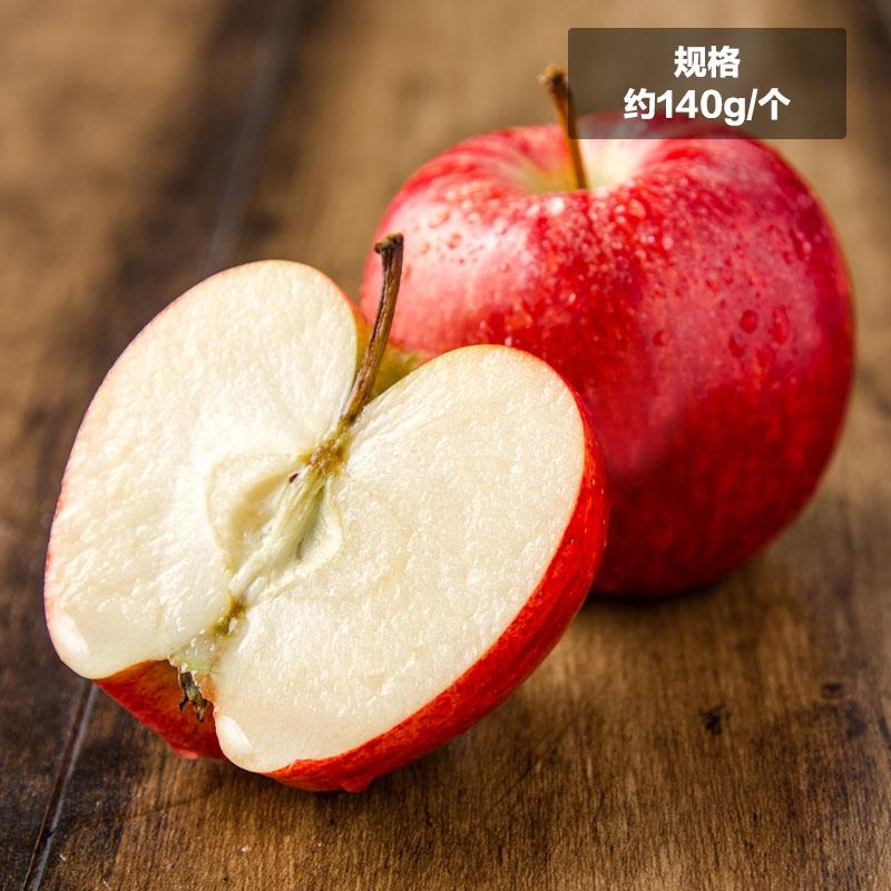 ~天貓超市~滿88減40智利嘎啦果12個約140g 個 蘋果 新鮮水果