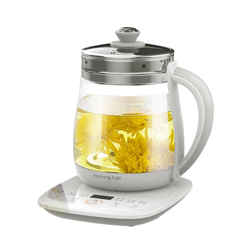九阳养生壶办公室小型全自动中药煲养身花茶壶家用多功能电煮茶器
