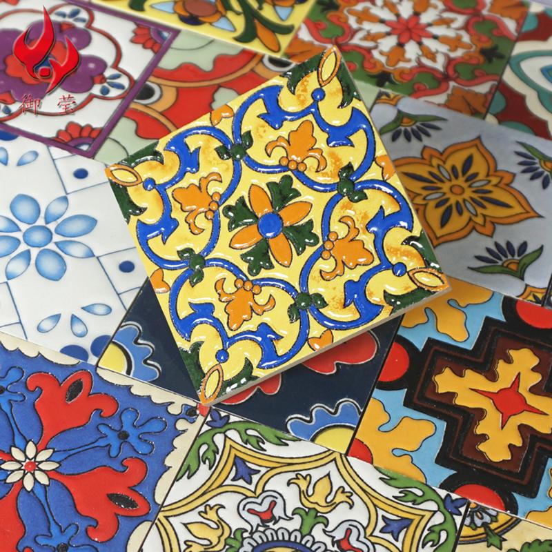 Керамика кирпич кирпич фон стена континентальный средиземноморье стиль лестница кирпич цветы кирпич лейтмотив удар кирпич 100*100