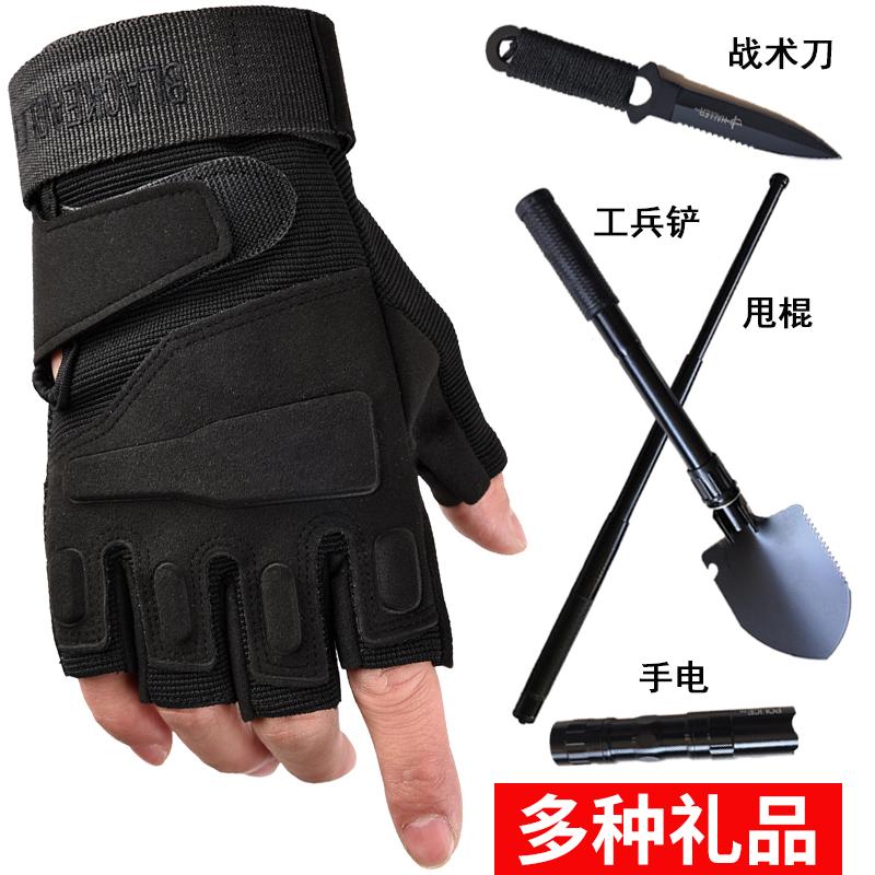 Мужские перчатки без пальцев Артикул 600392153344