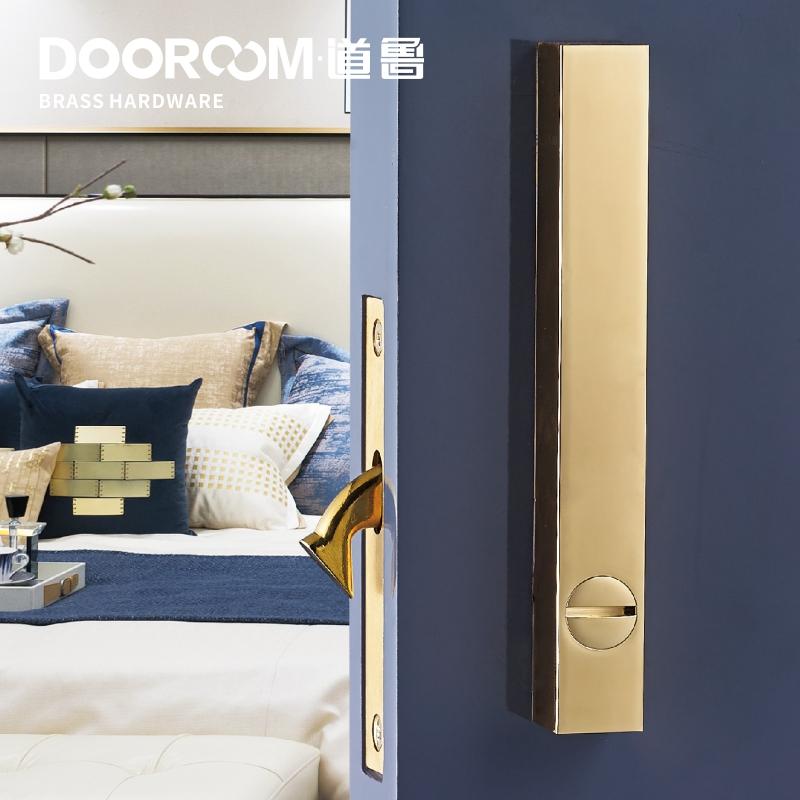 Дорога провинция шаньдун все медь новый адрес поколение раздвижные двери запереть LOFT нордический стиль ванная комната кухня балкон скользящий раздвижные двери запереть инструмент