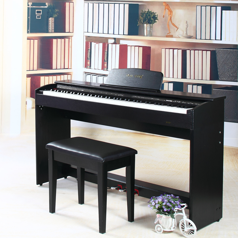 Newsong new song wsp-h electric piano 88 key heavy hammer intelligent major student grade examination digital piano electronic piano