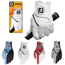 Genuine Footjoy Golf Gloves mens FJ Summer anti-slip sweat breathable golf ball cloth Gloves