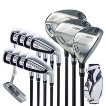 Bridgestone Phyz Bridgestone Mens golf pole carbon steel rod body Full Set Club