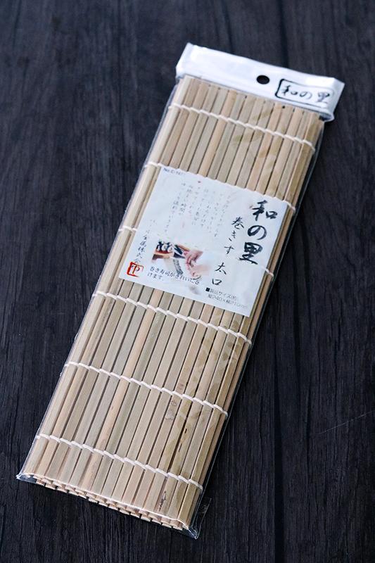 日本珍珠生活竹制寿司卷寿司帘工具diy饭团家用紫菜包饭细竹帘