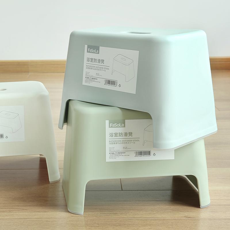 加厚塑料宝宝防滑凳