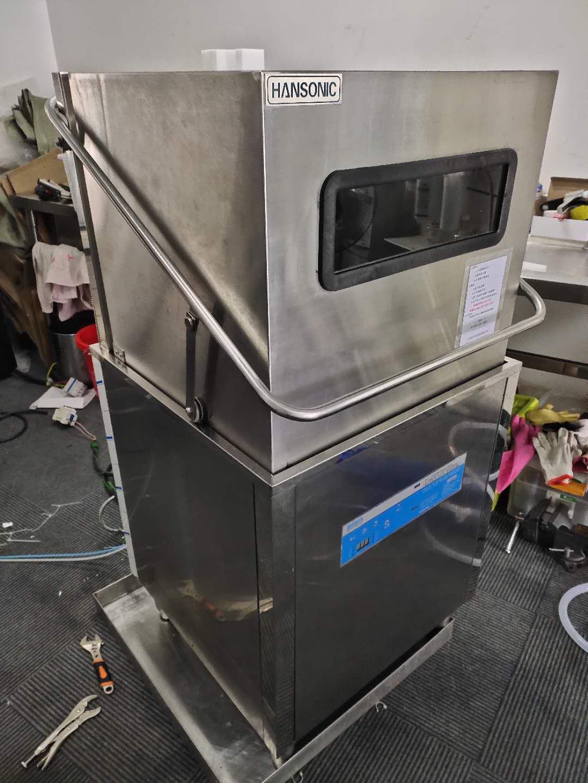 热销1件假一赔三二手商用洗碗机揭盖式洗碗机7.3kw 节电型 厨房清洗设备
