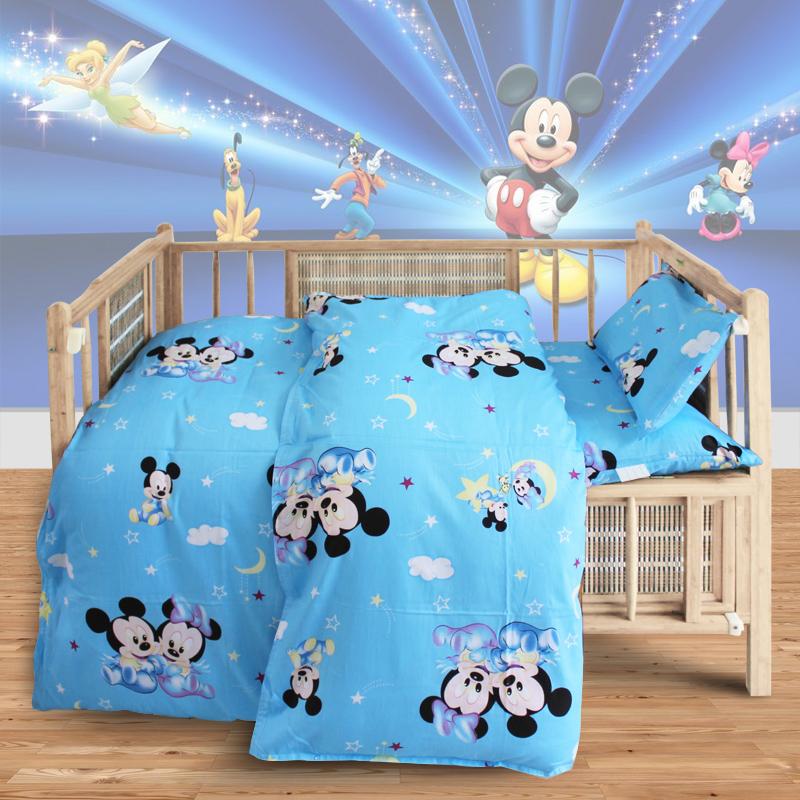 2018 пузырь микки лето модель детский сад одеяло три образца вздремнуть содержит ядро шесть частей хлопок ребенок тонкий находятся