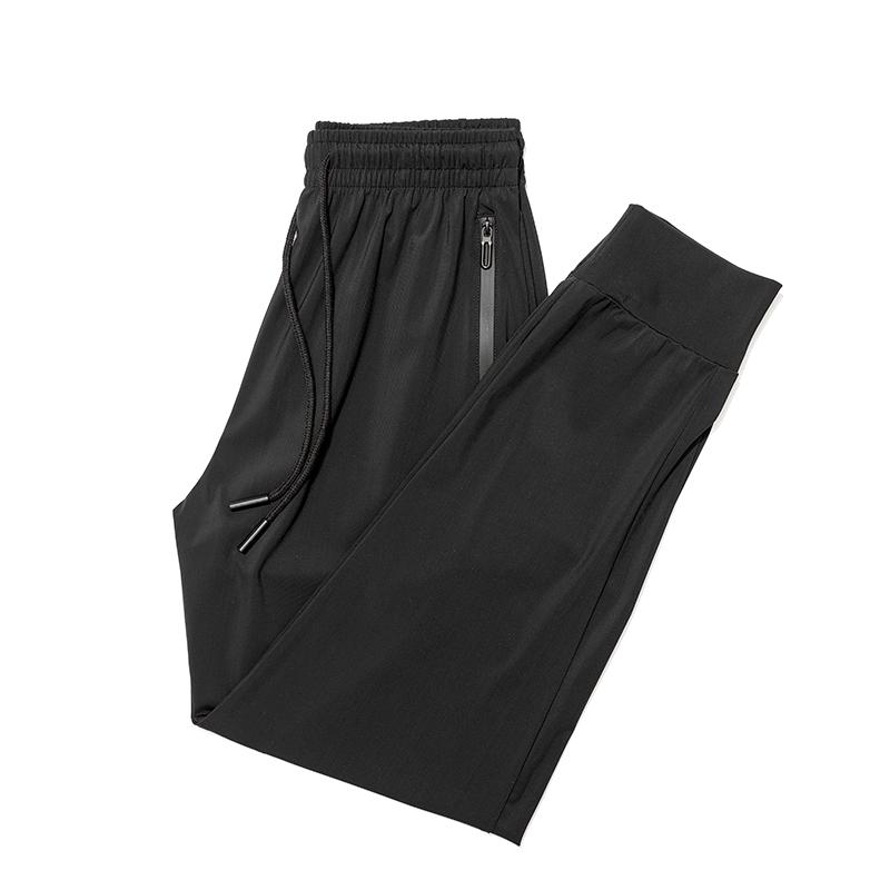 休闲裤搭配凉鞋合适吗:灰色休闲裤搭配的步骤