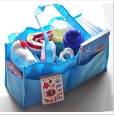 限时2件3折背包妈咪包轻便超轻日本婴儿外出手提内胆双肩包小包喂奶包大容量