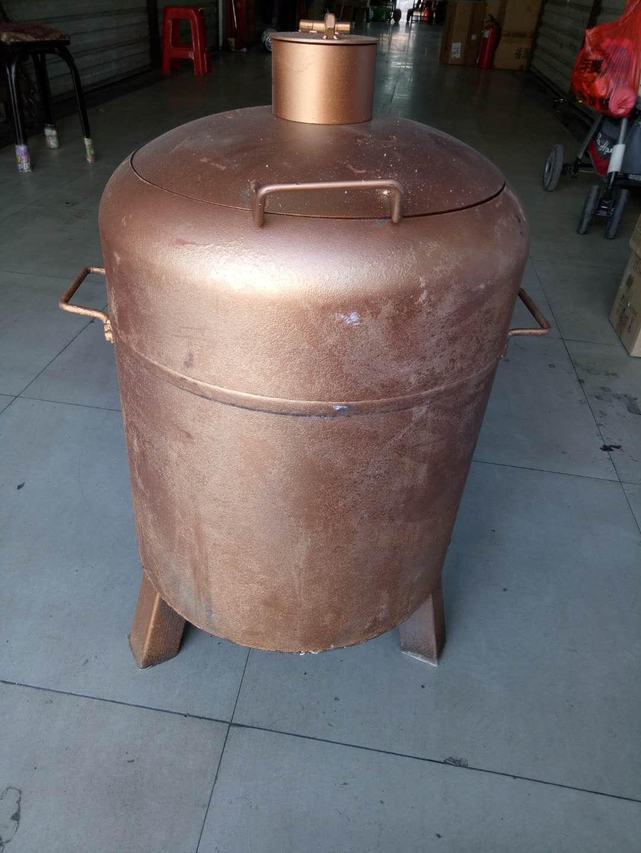 家庭户外新疆馕坑烤炉烧烤架野外烤串囊坑炉碳烤焖烤炉