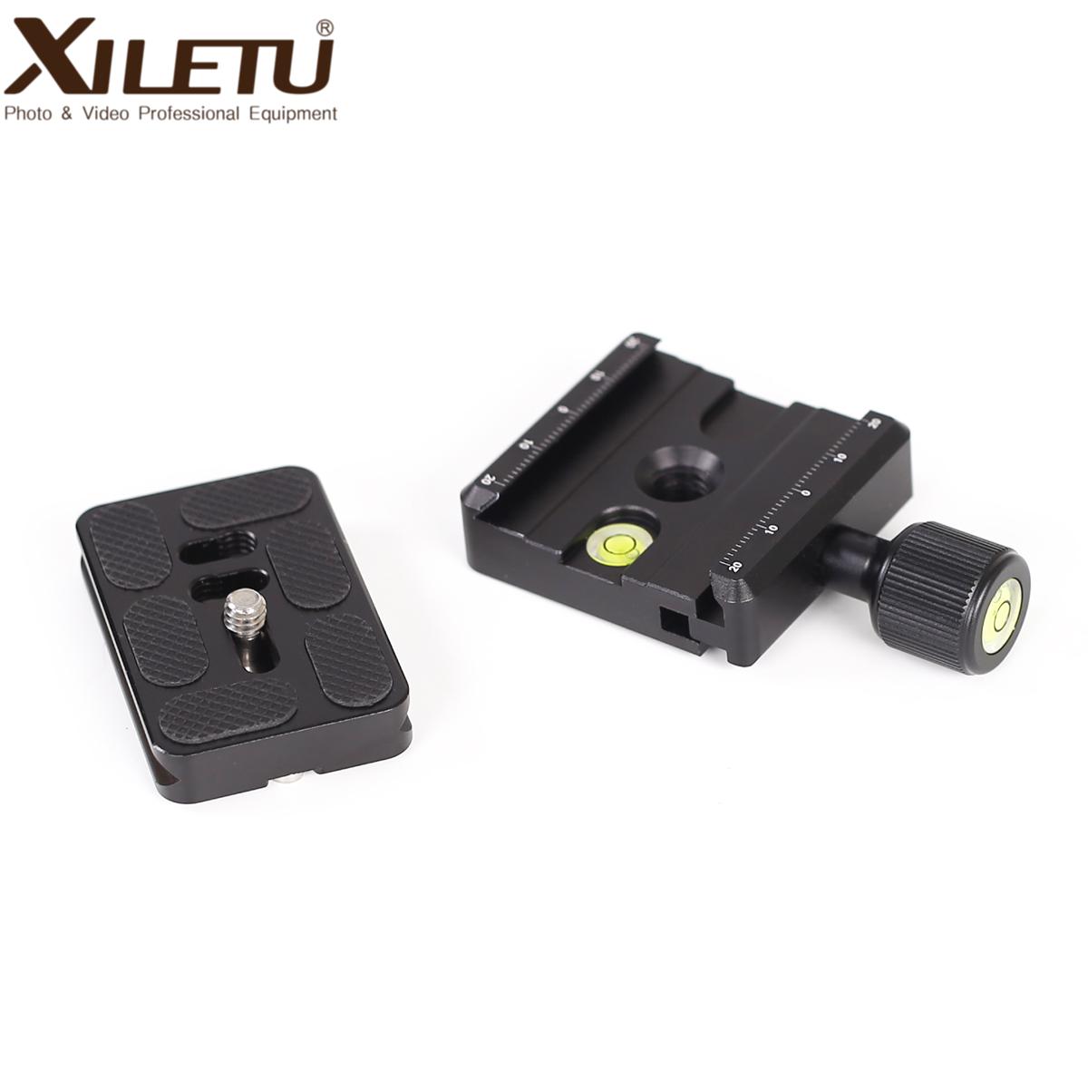 喜乐途 通用快装夹座套装 百诺5D2快速转换座 微距快装板通用底座