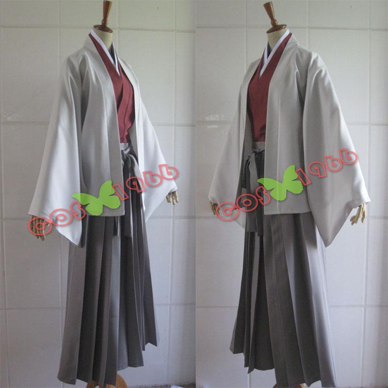 Yi Tuji cos chongtian Zongwu Cosplay kimono silver soul Hanfu cos kimono man