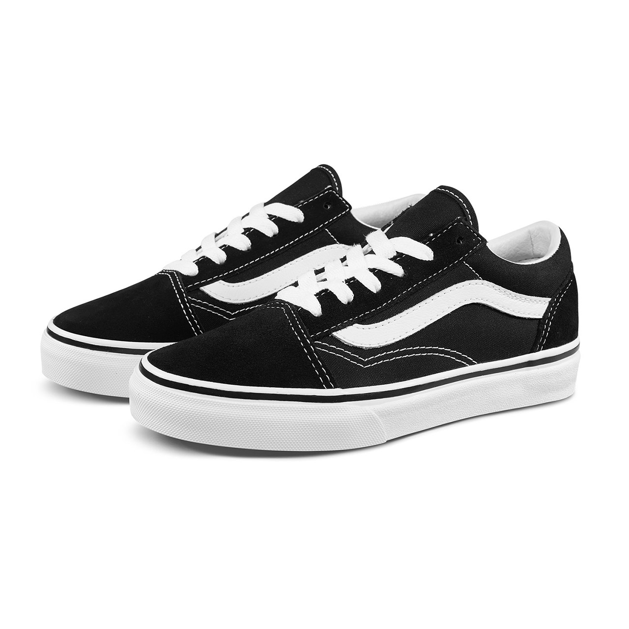 Vans children's shoes - old skool Board Shoes - Classic low top official authentic for boys and girls