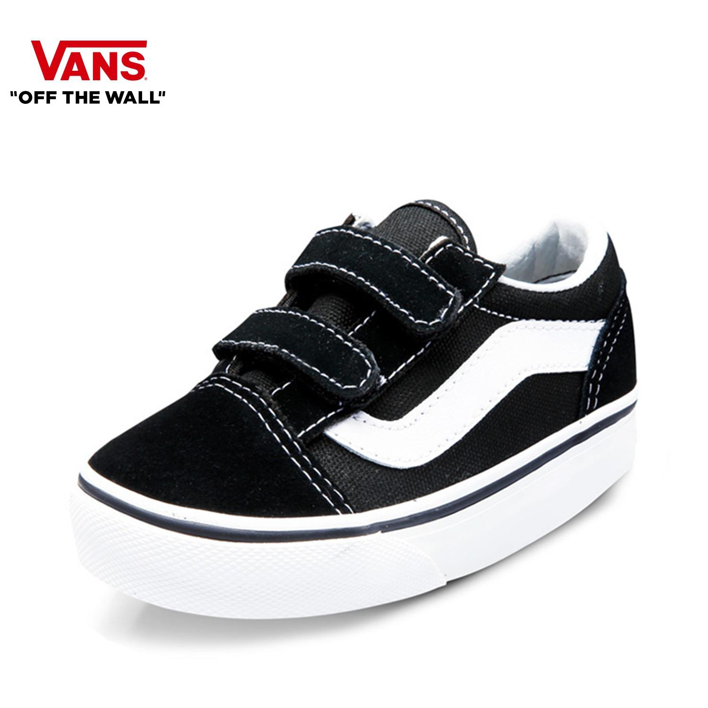 Vans 範斯黑色 小童鞋 鞋^|VN~0D3YBLK NVY