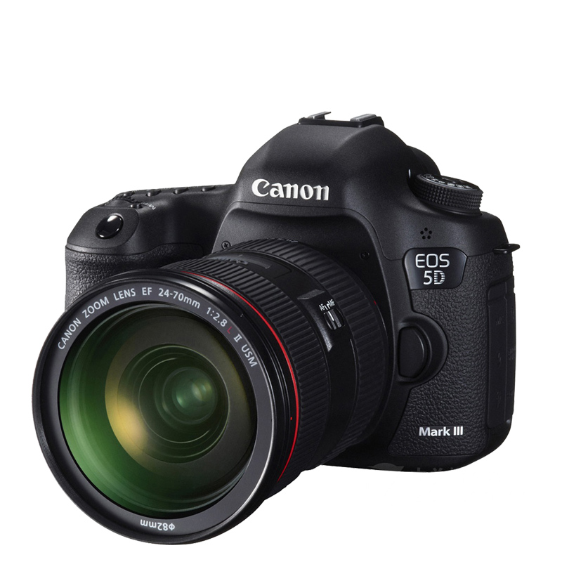 Canon EOS 5D Mark III single body 5d3 unit 24-105 full frame HD Digital SLR camera