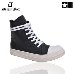 2015 spring and autumn couple models in Europe and America men's high-top shoes casual shoes RO Korean Women's Shoes fashion shoes tide