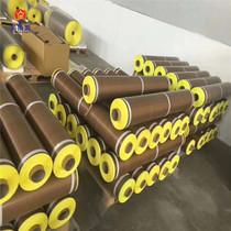 高温耐热铁氟龙胶带胶布胶纸复合机贴合机沙浆滚筒防粘特氟龙胶带