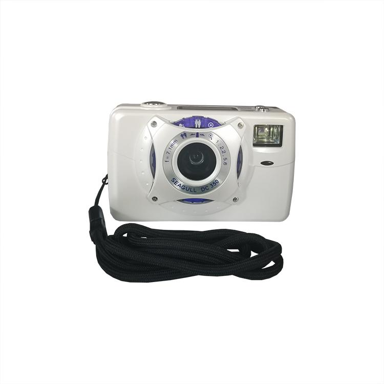 海鸥dc350数码相机老式ccd胶片