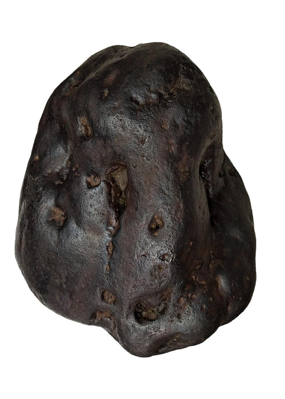 1镍铁陨石原石陨星火流星奇石陨石标本怪石玄关风水收藏品摆件 Изображение 1