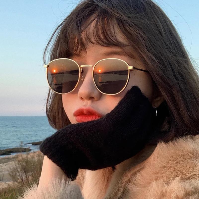 2021年新款女ins街拍韩版潮太阳镜好用吗