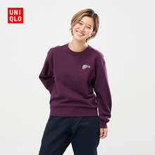 Women's Wear (UT) PEANUTS Sportswear (Long Sleeve) 422393 Uniqlo
