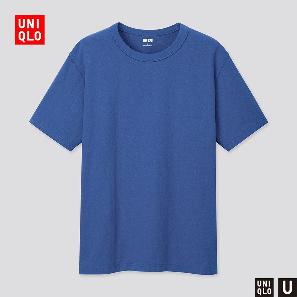 Designer cooperation men's round neck T-shirt (short sleeve) (fruit tea T) 422992 UNIQLO