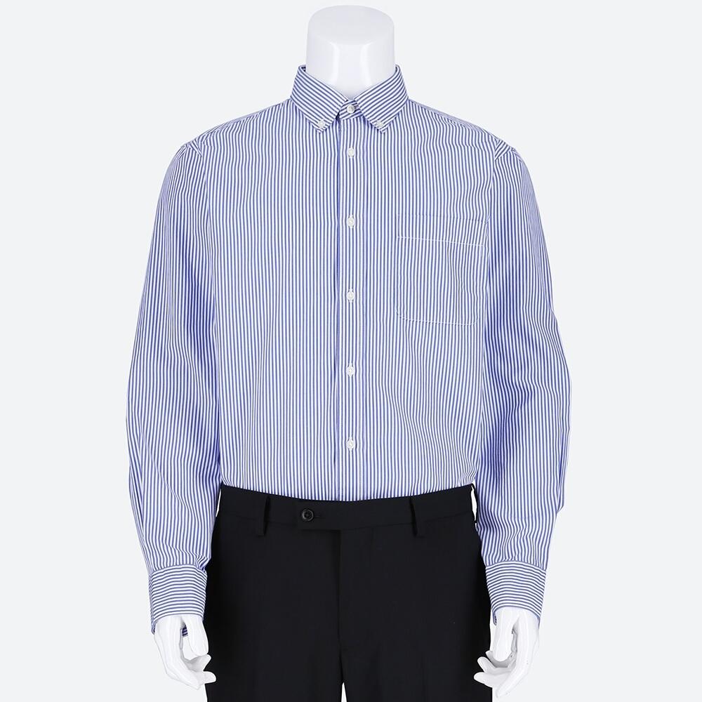 UNIQLO 优衣库 402960 男士条纹衬衫 99元包邮